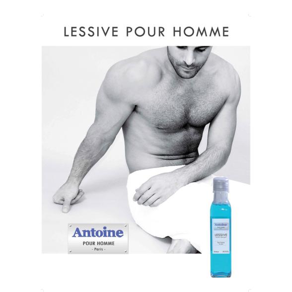 Antoine, lessive pour hommes