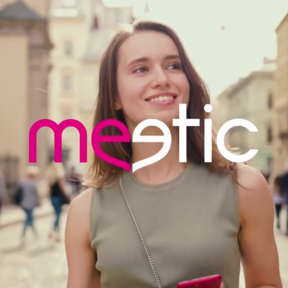 Meetic, du virtuel au réel