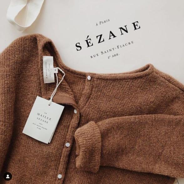 Sézane, une marque qui prend soin de ses clientes