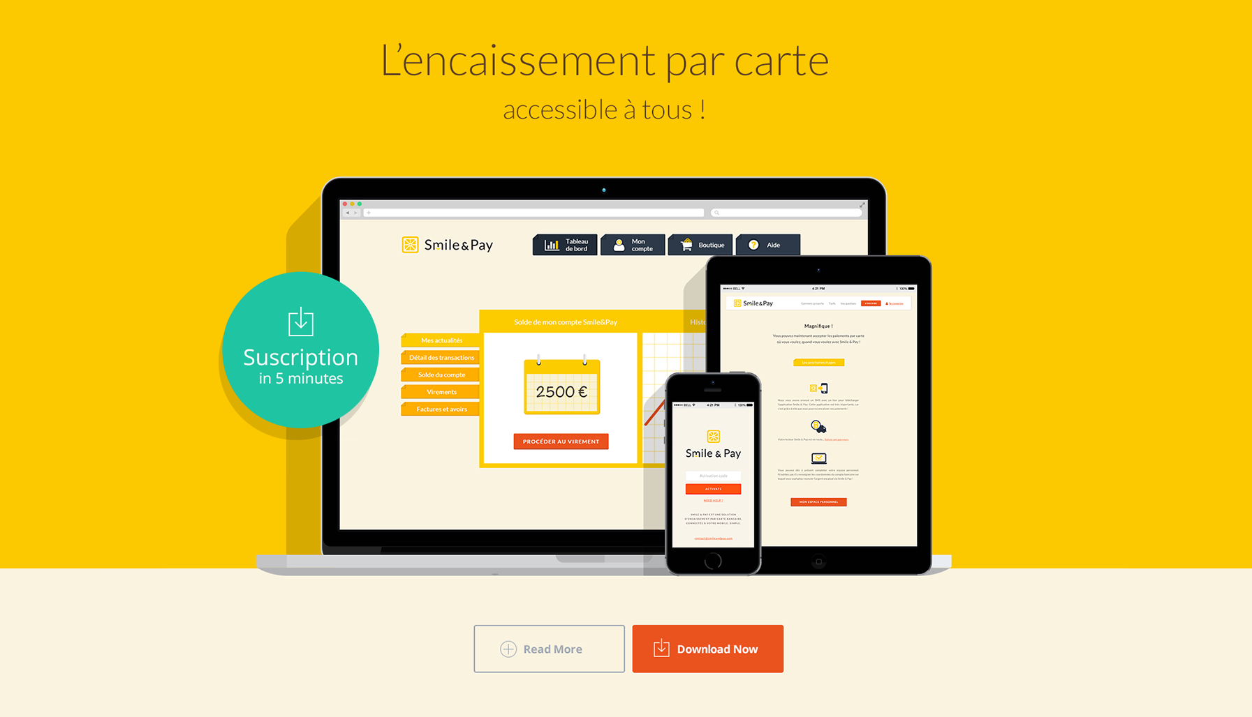 Yellowlab_Smile&Pay_Responsive